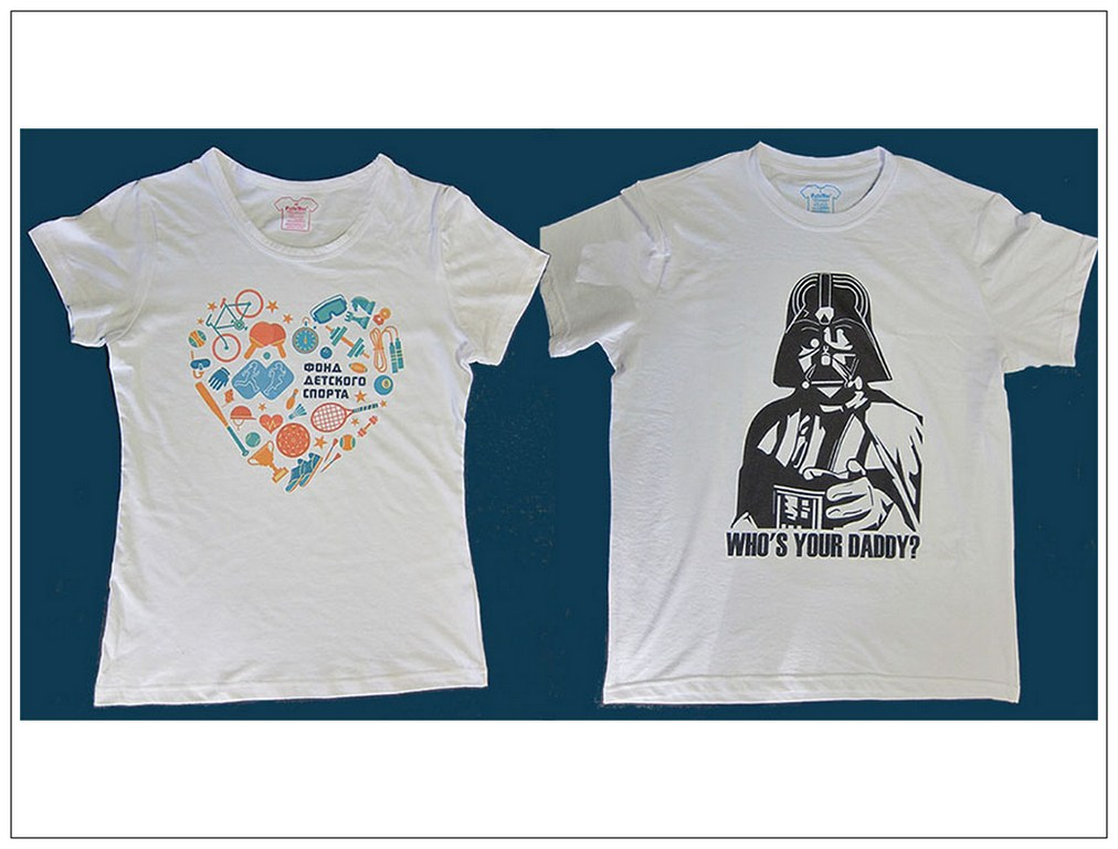 Пермь печати на футболки